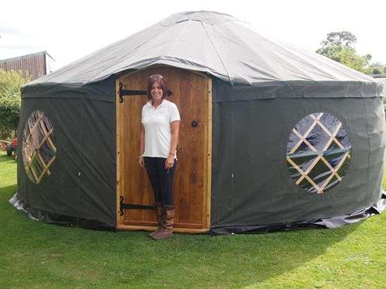 Cheshire Farm Yurts Luxury Camping and Glamping
